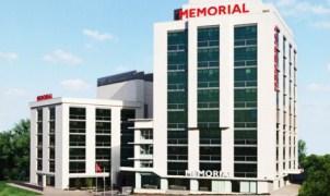 Memorial Antalya JCI belgesini aldı