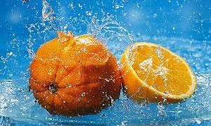 Hafif meyveli tatlılar