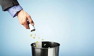 İlacın yüzde 26'sı buzdolabında, yüzde 37'si çöpte!