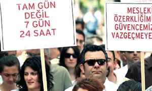 Bursa'da 103 uzman hekim kamudan ayrıldı