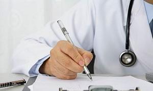 Memura doktor raporu düzenlemesi