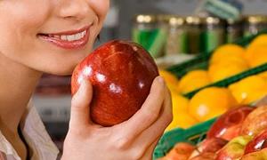Elmanın kabuğu da sağlık saçıyor!