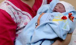 İşte Türkiye'nin 7 milyarıncı bebeği