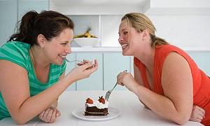 """""""Obezler tatlı tüketimini kontrol edemiyorlar"""""""