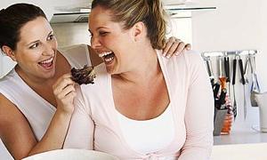 Ev hanımları obez olma eğiliminde