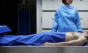 Morga konulan hasta otopside canlandı