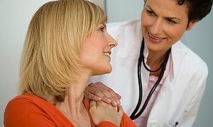 Düzenli smear testi rahim ağzı kanserini önlüyor!
