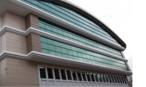 Doruk Hastanesi'nin yüzde 90'ı tamamlandı