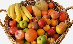 Kışın bol meyve kilo yapar