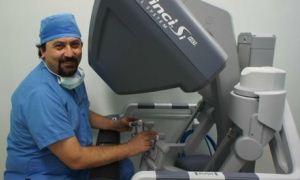 Obeziteye 'göbekten' robotik darbe