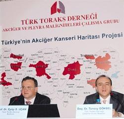 Akciğer kanserinde İzmir birinci sırada