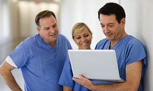 Doktor ve hastalara yönelik sosyal medya araştırması yapıldı
