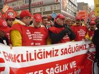 Doktorlar sosyal güvenlik reformuna karşı bugün eylemde