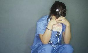 Hemşireye hakarete 1 yıl hapis