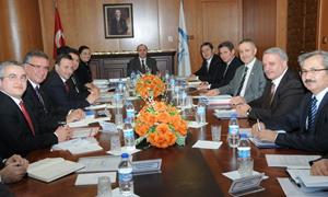 SGK Koordinatör İl Müdürleri Toplantısı Ankara'da Yapıldı
