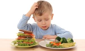 Çocuklarda gıda alerjisi