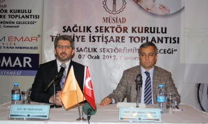 Müsiad sağlık sektörü'nün geleceğini Trabzon'da ele aldı