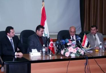 Türk Universal-Acarsan şirketi, Irak'ta 750 milyon dolarlık 5 hastane inşa edecek