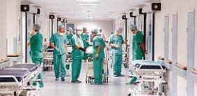Üniversite hastanelerinde kriz