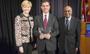 Türk bilimciye Harvard ödülü