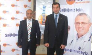 "BSK Aydın Hastanesi ""Medline"" oldu"
