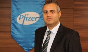 Pfizer Kolombiya'ya Türk yönetici