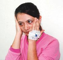 Kadın hekimi tekme tokat dövdü, serbest bırakıldı
