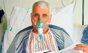 Solunum cihazına bağlı hastaya 'rapor için İstanbul'a git' dediler