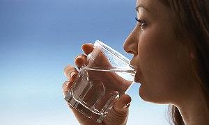 Öksürük için en az 2 litre su için!