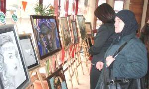 Doruk Sağlık Grubu kapılarını sanata açtı
