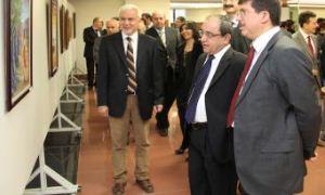 Pamukkale Üniversitesi, Tıp Haftası için sergi düzenledi
