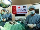 Yeryüzü Doktorları Filistin'e şifa verdi