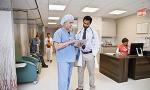 Hastanelerde kör nokta kalmayacak, Doktorlara el kaldırana anında müdahale