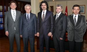 İdealist Diş Hekimleri Grubu'nun Ankara ziyaretleri sürüyor