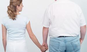 Kadın ve erkeğin 'sert' kilo savaşı!