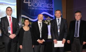 Onkolojide psikolojik desteğin önemi, 4. Tıbbi Onkoloji Kongresi'nde tartışıldı