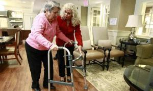 Yaşlılarda kansızlık düşme riskini arttırıyor