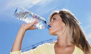 Yazın susuz kalma dengen bozulmasın