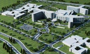 Avrupa'nın en büyük hastanesi Ankara'da açılıyor