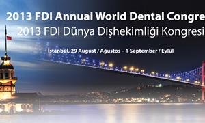 Beş kıtanın dişhekimleri iki kıtanın birleştiği şehir, İstanbul'da buluşuyor.