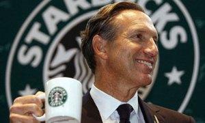 Starbucks'ın CEO'su: En iyi kahve evde yapılır