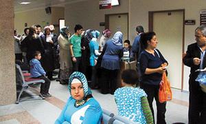 Günde 150-200 bin kişi merkezi randevuya başvuruyor