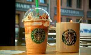 Starbucks böcekten vazgeçti