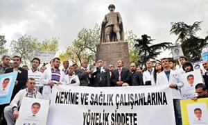 Hastanelerde şiddete karşı 'çalışan hakları birimi' geliyor