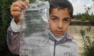 6 yaşındaki çocuğa son kullanma tarihi geçmiş serum taktılar