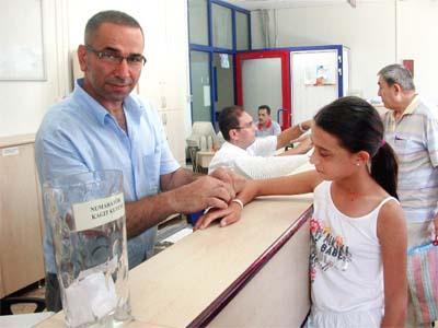 Ameliyathanede hastaların karışması 'bant'la önlenecek
