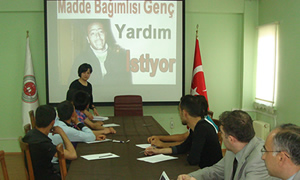 Mardin'de bir ilk