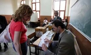 İstanbul'da 30 bin üyeden 7 bini oy kullandı
