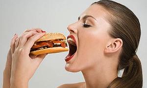 Fast food'a Olimpiyat tepkisi