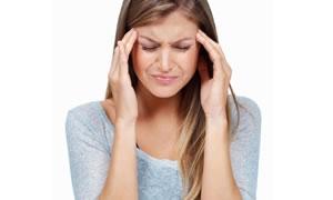 Geçmeyen baş ağrısına botoks tedavisi